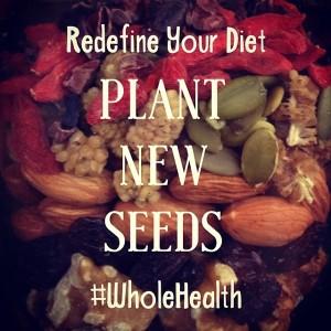 plant new seeds
