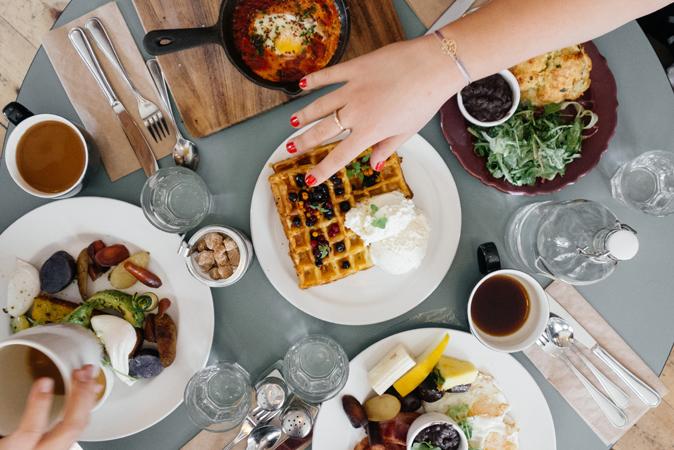 Make Friends With Food | Jennifer Bolus